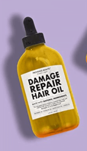 best hair growth oil withGrapeseed, Rosemary, Black Cumin and Jojoba Oil