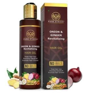 pure ethics onion hair oil