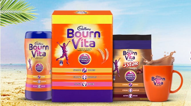 Bournvita Ingredients, Benefits and side effect with price