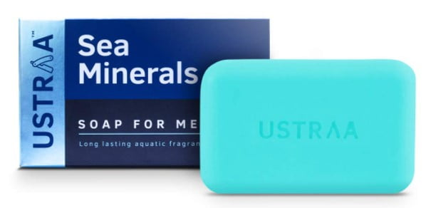 Ustraa Deo Soap For Men With Sea Minerals