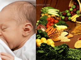 Foods to eat to produce more breast milk