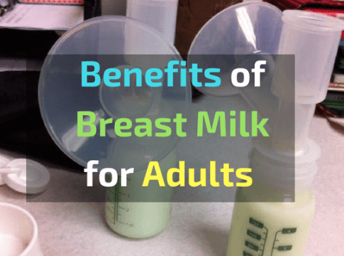 Benefits of Breast Milk for Adults