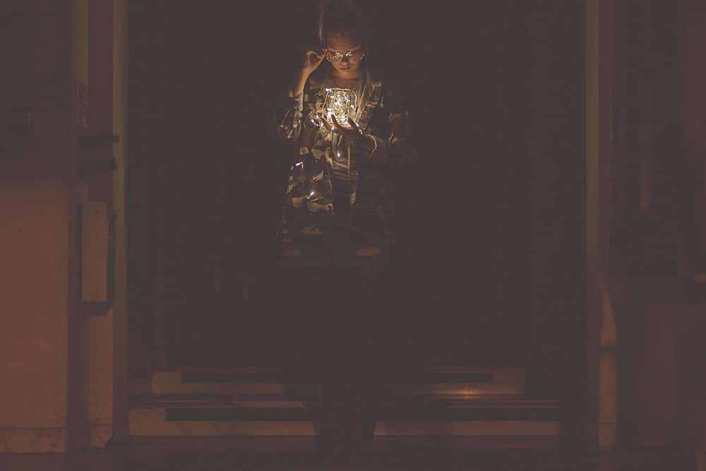 fotostudio fotograf werbefotograf portrait kulmbach bayreuth weiden pegnitz n%C3%BCrnberg berlin w%C3%BCrzburg max hoerath - Lichterketten II - Fotoshooting mit Caro