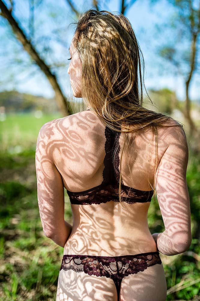 aktfotografie workshop erotikfotografie fotograf spiegel akt erotik teilakt dessous Boudoir thurnau kronach lichtenfels kulmbach - Portrait Fotokurs - Fotografie mit Models