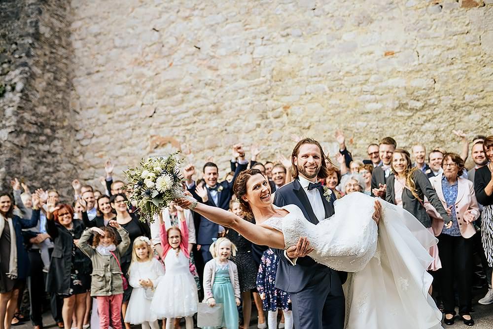 Hochzeitsreportage Julius-Echter-Keller