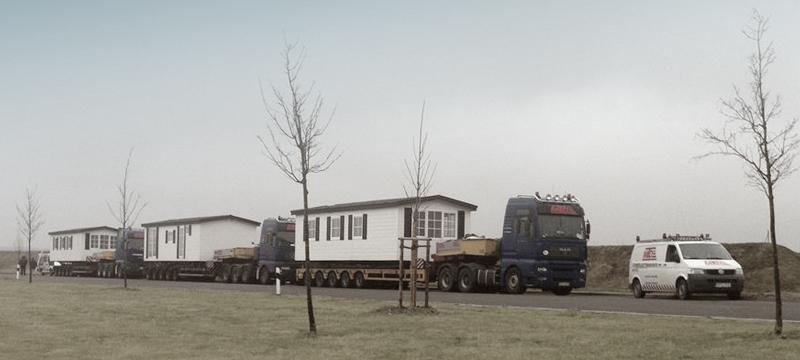 MAXHOME: Transport & Lieferung