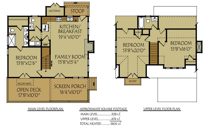 Screen House Plans