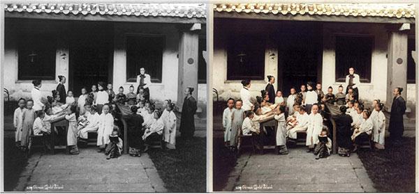 colourise sg colorisation photo noir blanc internet gratuit 3 - Coloriser des Photos Noir et Blanc avec Colourise SG (gratuit)