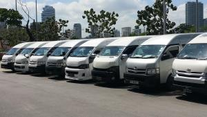 13 Seater Maxi Cab Singapore Booking