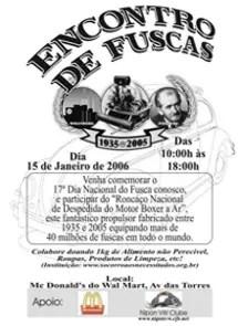 Curitiba PR – 15/01/2006