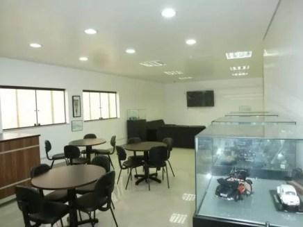 Area social administrativa