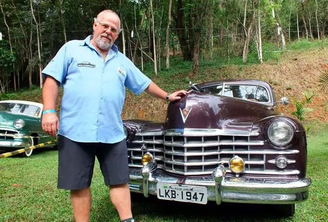 """Na ficção, o Cadillac de Ruschi pertence a um """"Comendador"""""""