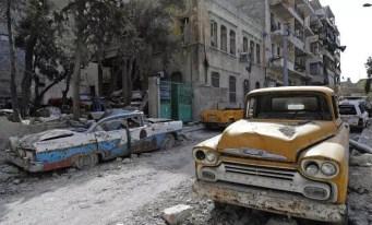 4 - Colecionador Sírio - Foto AFP