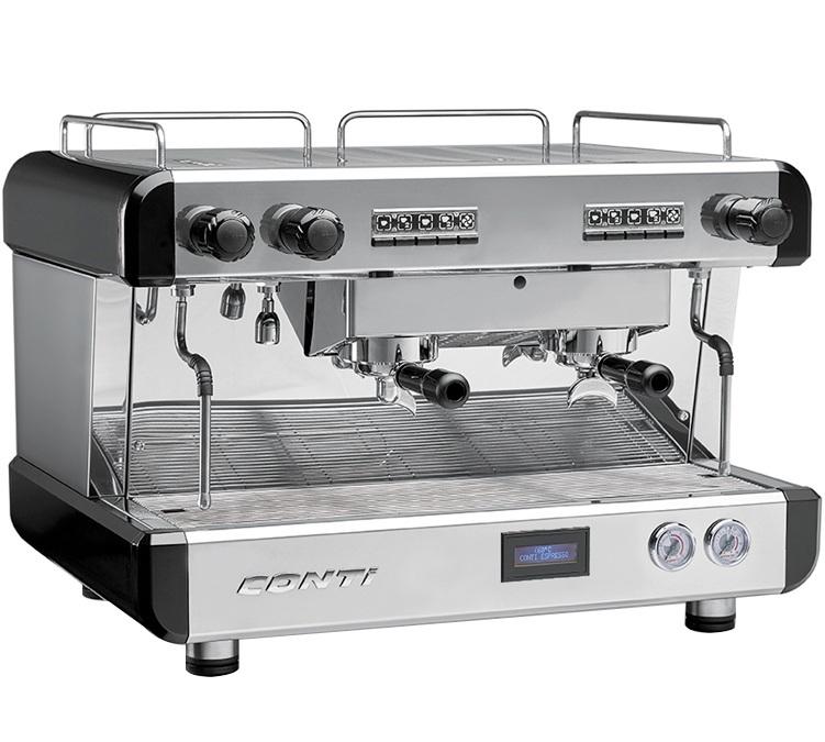 Machine Expresso Professionnelle Conti Cc 100 Display 2 Gr