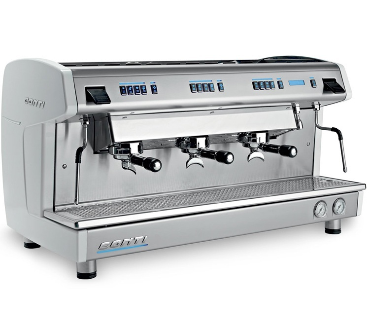 Machine A Cafe Expresso Professionnelle Conti X One 3 Groupes
