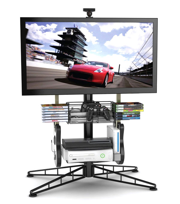 spyder meuble hi tech pour geek ecran