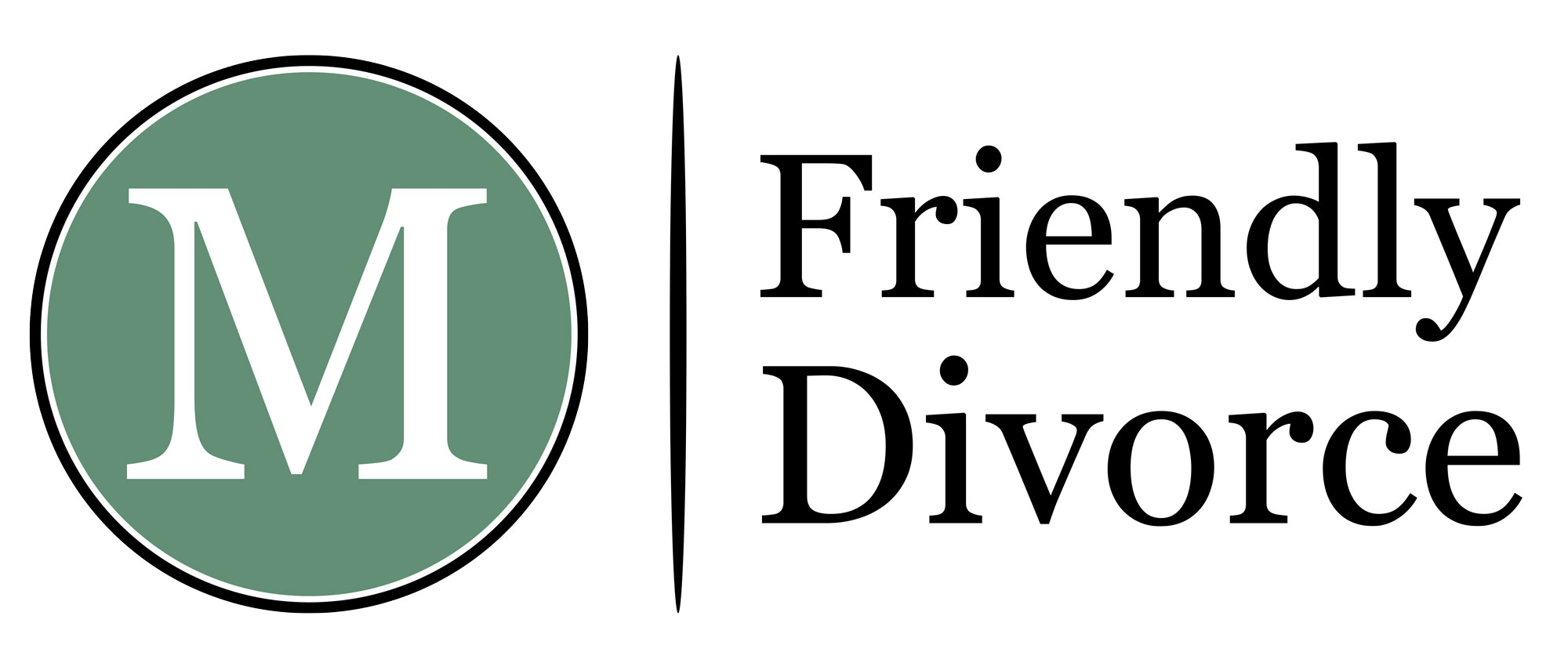 Friendly Divorce Logo