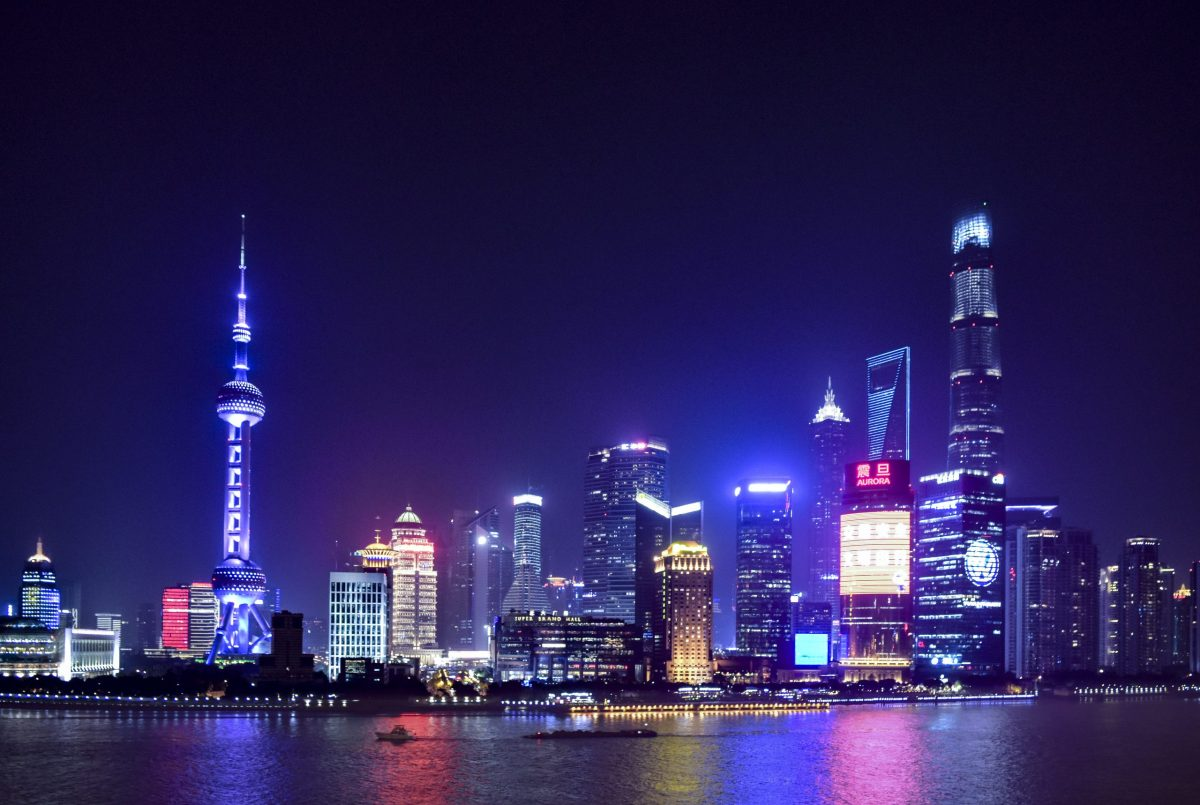 Shanghai China SD-WAN