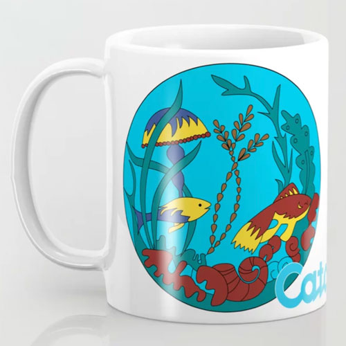 Catalina Island Undersea Mug