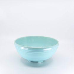 Pacific Pottery Hostessware 310 Salad Bowl Aqua