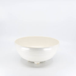 Pacific Pottery Hostessware 310 Salad Bowl White