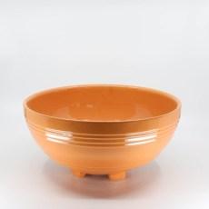Pacific Pottery Hostessware 311 Salad Bowl Apricot