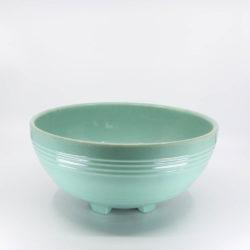 Pacific Pottery Hostessware 311 Salad Bowl Green
