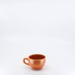 Pacific Pottery Hostessware 313 Punch Cup Red