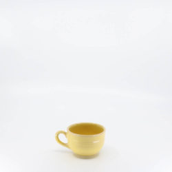 Pacific Pottery Hostessware 313 Punch Cup Yellow (early style)
