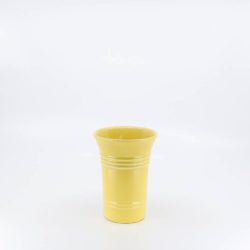 Pacific Pottery Hostessware 409 Tumbler Yellow