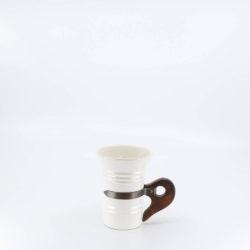 Pacific Pottery Hostessware 411 Tumbler White