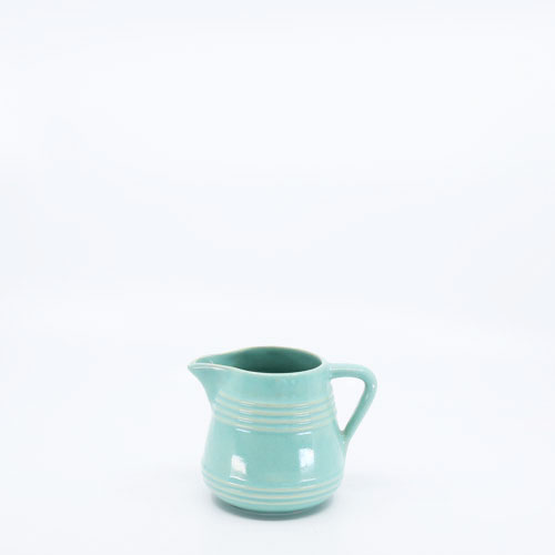 Pacific Pottery Hostessware 427 Pitcher Green