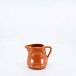 Pacific Pottery Hostessware 428 Pitcher Red