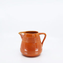 Pacific Pottery Hostessware 429 Pitcher Red