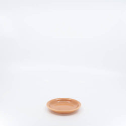 Pacific Pottery Hostessware 432 Coaster Apricot
