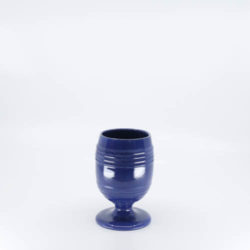 Pacific Pottery Hostessware 433 Goblet Pacblue