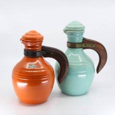 Pacific Pottery Hostessware 438-445 Carafe Compare