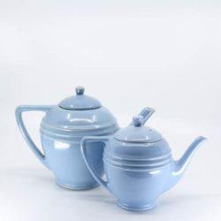 Pacific Pottery Hostessware 446-447 Teapot Delph