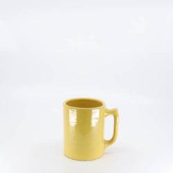 Pacific Pottery Hostessware 502 Tankard Yellow