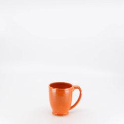 Pacific Pottery Hostessware UNK Cocoa Mug Red
