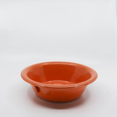 """Pacific Pottery Hostessware 224 8"""" Baker Red"""