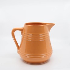 Pacific Pottery Hostessware 508 2-Qt Pitcher Apricot