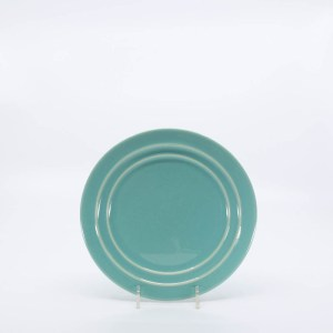 Pacific Pottery Hostessware 610 Salad Plate Green