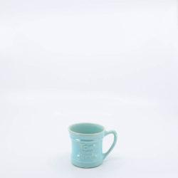Pacific Pottery Hostessware 618 Tom & Jerry Mug Aqua