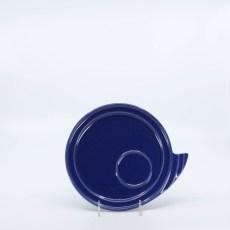 Pacific Pottery Hostessware 632 Canape Plate Pacblue