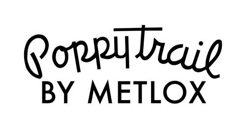 QwkDog Metlox Poppytrail Logo Design