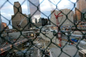 Novembre 2008: Ground zero.