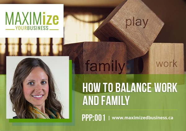 balance work and family