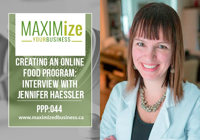 online food program jennifer haessler