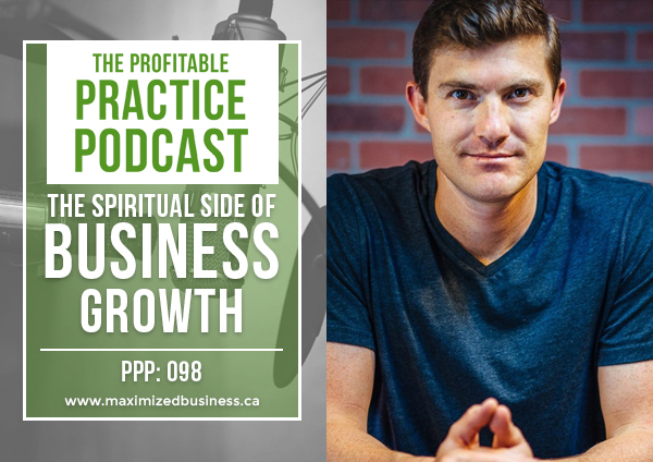 The Spiritual Side of Business Growth with Brandon Lucero PPP098